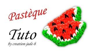 Tuto Rainbow Loom - Pastèque/Watermelon !