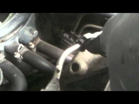 e39 m62 PCV crankcase valve replacement