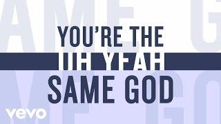 Richard Smallwood - Same God (Lyric Video)