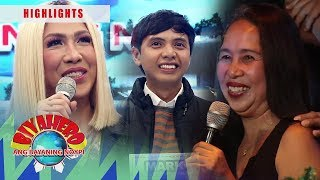 Vice is touched by BiyaHERO Mark and his mother's story | It's Showtime BiyaHERO