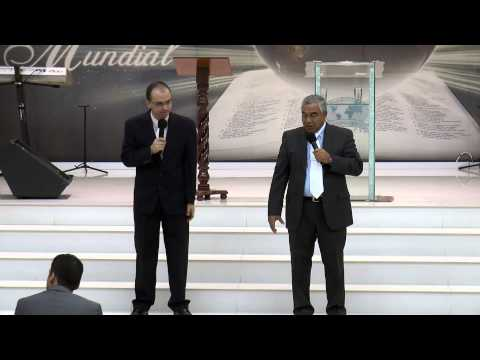 18-02-2015 Cultivating our relationship with Jesus (Rev. Samuel Mejia)