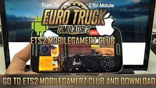 Euro Truck Simulator 2 Android & iOS - Download Euro Truck Simulator 2 Mobile 2018
