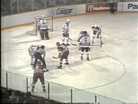 28.12.1982г.  Суперсерия 1983   Edmonton Oilers - СССР