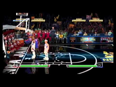 1UP's NBA Jam Wii Video Review