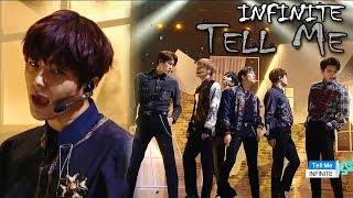 [Comeback Stage] INFINITE - Tell Me, 인피니트 - 텔미 Show Music core 20180113