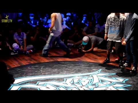 Battle Born vs Squadron | STRIFE.TV | Battle of the Year USA 2011 | CREW FINALS