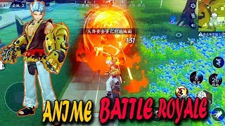 Eclipse Isle #5 - Anime Battle Royale Hero Boxing (Android/IOS Gameplay)