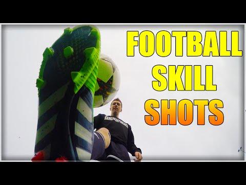 FOOTBALL TRICKS AND SKILLS!