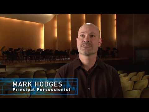 Musicians on the music: Mark Hodges on Percussive Power