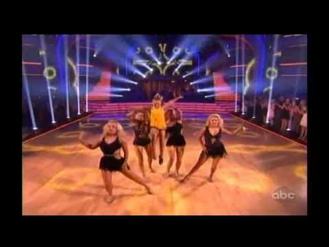 ATT Spotlight dance featuring Sophia Lucia - DWTS Season 16 Week 9 results