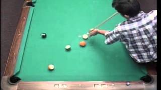 Efren Reyes creative straight pool