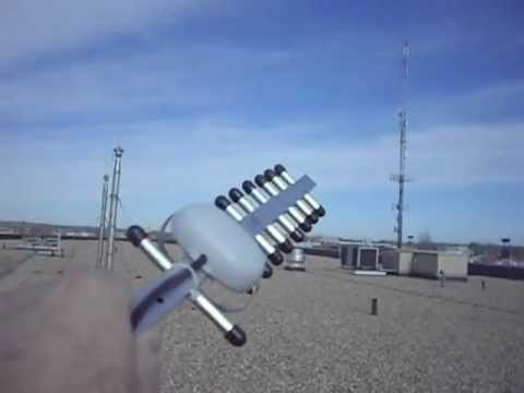 Using a 1.7 GHz mono-band yagi to track down RF noise and interference