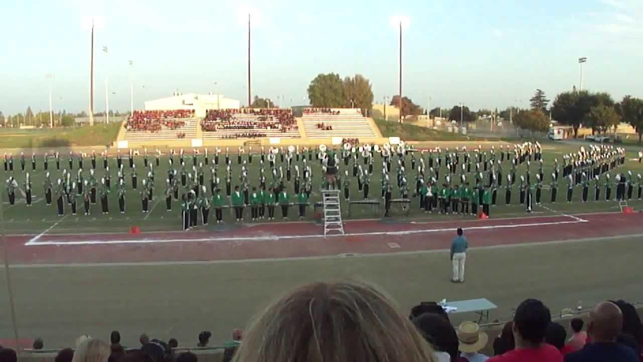 Reedley High School Band High School Marching Band