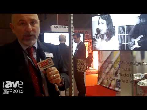 ISE 2014: Barix Explains The Barix Audio Point Audio Signage Solutions