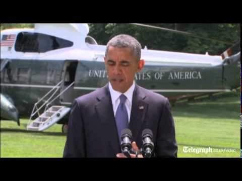Iraq crisis: Obama says US will not send troops