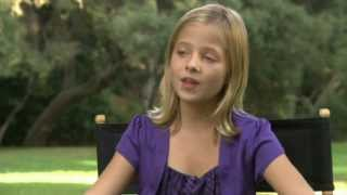 Jackie Evancho America`s Got Talent Interview 9-29-2010