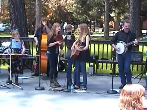 Anderson Family Bluegrass - Bald Knob Arkansas - April 28, 2012