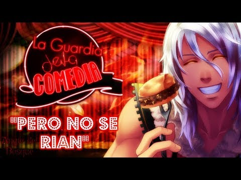 【Eldarya】No se rian【La Guardia de la Comedia】