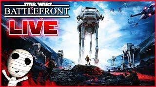 Da musste man ja lange drauf warten...😅 🔴 Star Wars Battlefront // Livestream