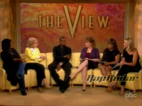 Kanye West on The View [6/10/09]