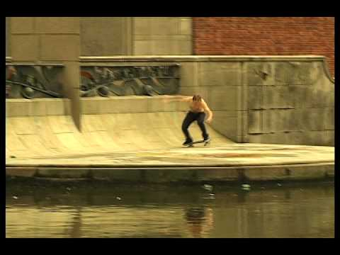 Fritz Mead - 10 Days In Holland - 1031 Skateboards