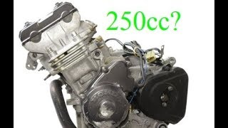 Why you should buy a four cylinder 250cc