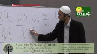 Sekilas Mengerti Bahasa Arab Cepat | Ust. Adi Hidayat Lc.| Masjid AsSalam