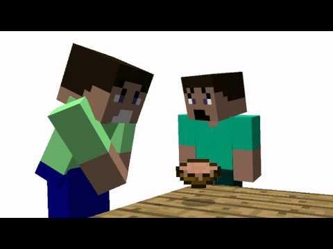 Asdfmovie3 In Minecraft video