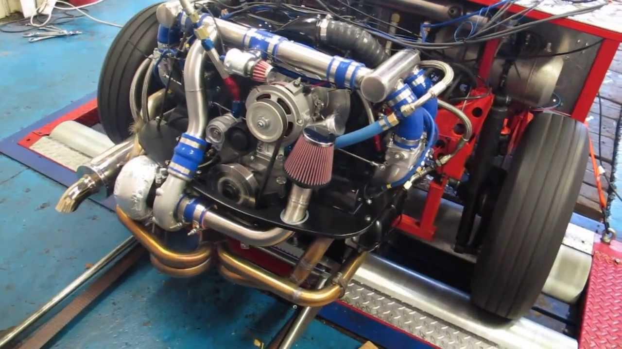 Vw 2130cc Air Cooled Turbo Efi Motor Timing