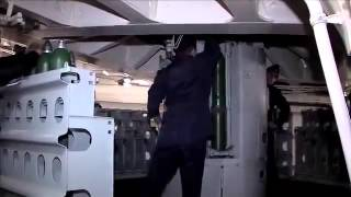 ▶ INS Vikramaditya In Action A Indian Warship 2014