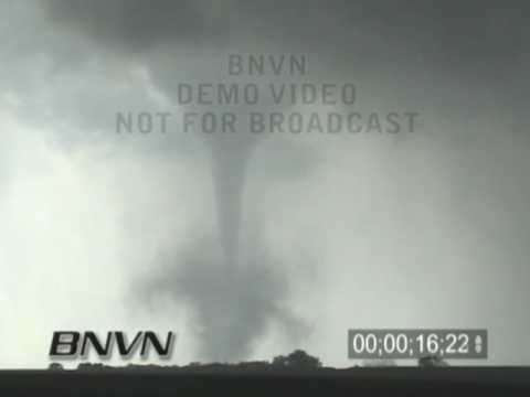 7/20/2003 Stanton And Platte Center Nebraska Tornado Video