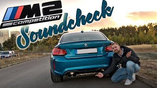 BMW M2 Competition (S55) Manual - Soundcheck!