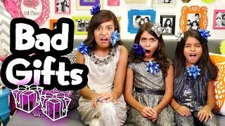 Bad Gifts : SO CHATTY // GEM Sisters