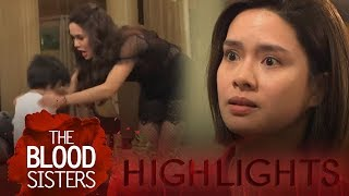 The Blood Sisters: Erika gets mad at Agatha | EP 34