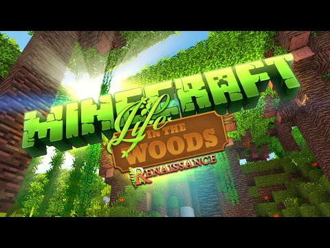 LIFE IN THE WOODS [S01E001] - Alles auf Anfang ★ Let's Play Minecraft