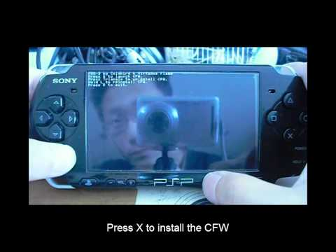 Hack PSP 6.20/6.35/6.39 (Permanently) with PRO-B9 [Tutorial]