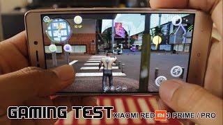 Uji Performa Gaming Xiaomi Redmi 3 Prime / Pro