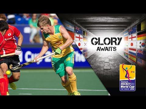 Korea vs South Africa - Men's Rabobank Hockey World Cup 2014 Hague Pool B [06/6/2014]