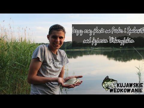 Leszcz Oraz Płocie Na Feedera I Spławik | Jezioro Wikaryjskie