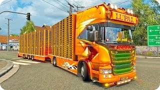 Scania Lupal Tuning ETS2 (Euro Truck Simulator 2)