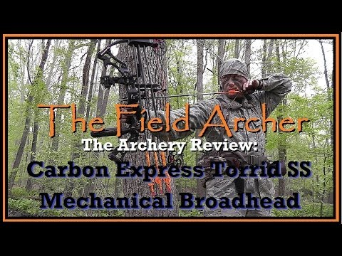 The Archery Review: Carbon Express Torrid SS Broadhead