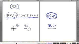 高校物理解説講義:「電場」講義1