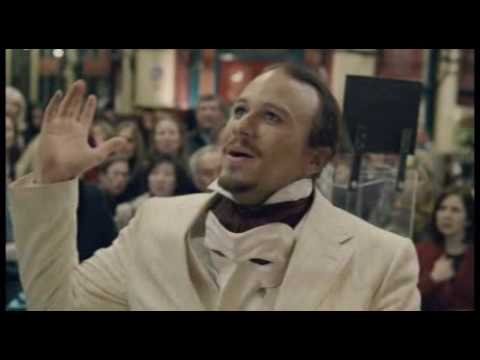 The Imaginarium of Dr Parnassus - Official Movie Trailer