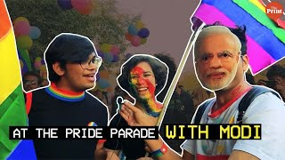 Video: First-ever Gay/Homosexual Pride Parade 2018 in Delhi, India