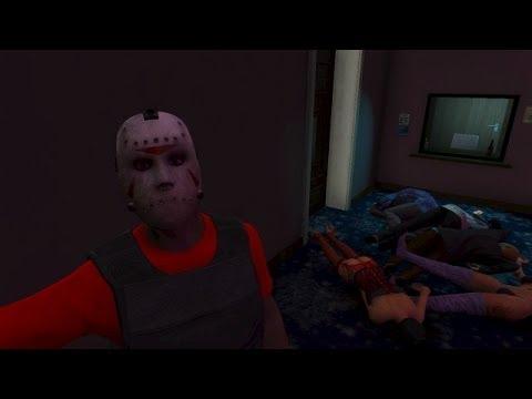 GTA Online - Strip Club Massacre