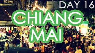 CHILLIN' IN CHIANG MAI | Day 16 | GoPro Hero 4 Black