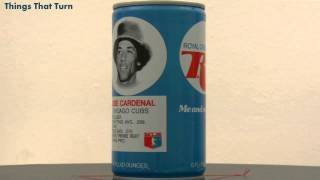 1977 Royal Crown featuring Jose Cardenal _ Museum Of Cans