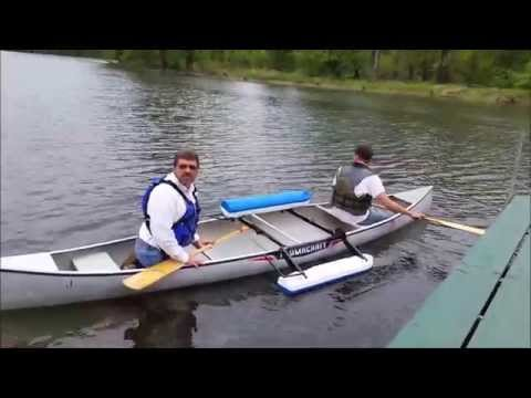 Crane Creek Kayaks-canoe Styrigger