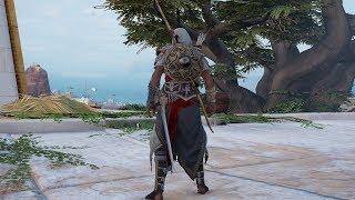 Assassin's Creed: Origins - Arsinoe Nome - Open World Free Roam Gameplay (PC HD) [1080p60FPS]