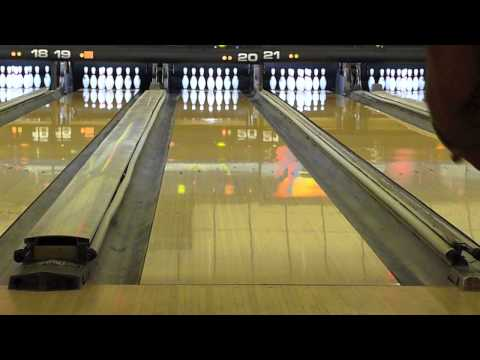 Brunswick C-System Alpha-Max Bowling Ball Review by TamerBowling.com